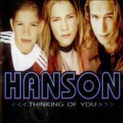 Click here for more info about 'Hanson - Thinking Of You'