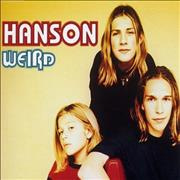 Click here for more info about 'Hanson - Weird'