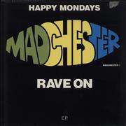 Click here for more info about 'Madchester Rave On EP - EX'
