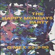 Click here for more info about 'Happy Mondays - Party At G-Mex'