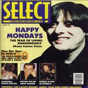 Click here for more info about 'Happy Mondays - Select'