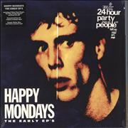 Click here for more info about 'Happy Mondays - The Early EPs - Coloured Vinyl - Sealed'