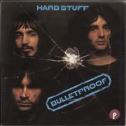 Click here for more info about 'Hard Stuff - Bulletproof - VG'