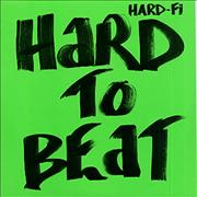 Click here for more info about 'Hard-Fi - Hard To Beat'