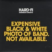 Click here for more info about 'Hard-Fi - Suburban Knights - Both 7
