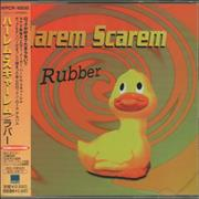 Click here for more info about 'Harem Scarem - Rubber'