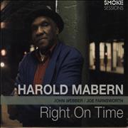 Click here for more info about 'Harold Mabern - Right On Time'