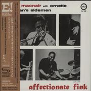 Click here for more info about 'Affectionate Fink'