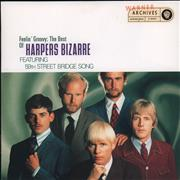 Click here for more info about 'Harpers Bizarre - Feelin' Groovy - The Best Of Harpers Bizarre'