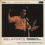 Click here for more info about 'Harry Belafonte - Belafonte Returns To Carnegie Hall'