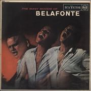 Click here for more info about 'Harry Belafonte - The Many Moods Of Belafonte'