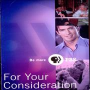 Click here for more info about 'For Your Emmy Consideration'