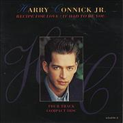 Click here for more info about 'Harry Connick, Jr. - Recipe For Love/It Had To Be You'