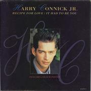Click here for more info about 'Harry Connick, Jr. - Recipe For Love - Poster sleeve'