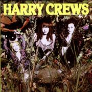 Click here for more info about 'Harry Crews - Naked In Garden Hills'