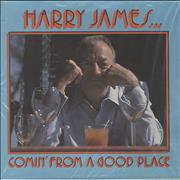Click here for more info about 'Harry James - Comin' From A Good Place - Gatefold - Sealed'