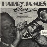Click here for more info about 'Harry James - Live! In London'