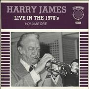 Click here for more info about 'Harry James - Live In The 1970's'