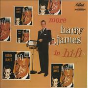 Click here for more info about 'Harry James - More Harry James In Hi-Fi'