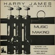 Click here for more info about 'Harry James - Music Making'
