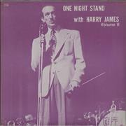 Click here for more info about 'Harry James - One Night Stand With Harry James Volume II - Sealed'