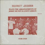 Click here for more info about 'Harry James - Plays The Arrangements Of Jimmy Mundy & Andy Gibson - Sealed'