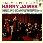 Click here for more info about 'Harry James - Requests On The Road - Factory Sample'