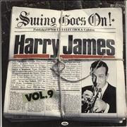 Click here for more info about 'Harry James - Swing Goes On! Vol. 9'