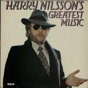 Click here for more info about 'Harry Nilsson - Harry Nilsson's Greatest Music - EX'