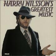 Click here for more info about 'Harry Nilsson - Harry Nilsson's Greatest Music'