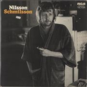 Click here for more info about 'Harry Nilsson - Nilsson Schmilsson + Poster - EX'