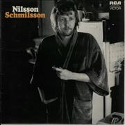 Click here for more info about 'Harry Nilsson - Nilsson Schmilsson + Poster'