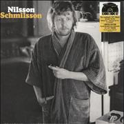 Harry Nilsson Nilsson Schmilsson - RSD - Yellow/White Split Vinyl UK vinyl LP