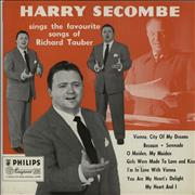 Click here for more info about 'Harry Secombe - Sings The Favourite Songs Of Richard Tauber'