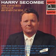 Click here for more info about 'Harry Secombe - The Favourite Songs Of Richard Tauber'