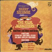 Click here for more info about 'Harry Secombe - The Four Musketeers'