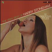 Click here for more info about 'Harry Stoneham - The Very Best Of Harry Stoneham - Factory Sample'