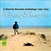 Click here for more info about 'Harvest Label - A Breath Of Fresh Air - A Harvest Records Anthology 1969 - 1'