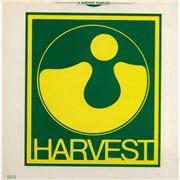 Harvest Label A Harvest Sampler USA vinyl LP Promo