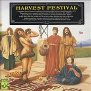 Harvest Label Harvest Festival UK cd album box set