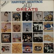 Click here for more info about 'Harvest Label - Harvest Heritage 20 Greats - Factory Sample'