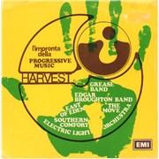 Click here for more info about 'Harvest Label - L'Impronta Della Progressive Music'