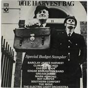 Harvest Label The Harvest Bag - 2 x 1-sided Test Pressing UK 2-LP vinyl set