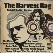 Harvest Label The Harvest Bag South Africa vinyl LP