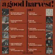 Click here for more info about 'Harvest Label - A Good Harvest'