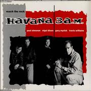 Havana 3am Reach The Rock UK CD single