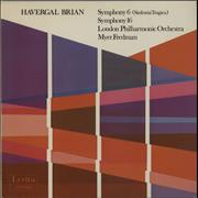Click here for more info about 'Havergal Brian - Symphony 6 (Sinfonia Tragica) / Symphony 16'