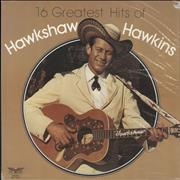 Click here for more info about 'Hawkshaw Hawkins - 16 Greatest Hits'