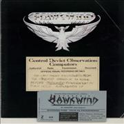 Click here for more info about 'Hawkwind - Autumn 1981 Tour Programme + Ticket Stub'