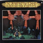 Click here for more info about 'Hawkwind - Back On The Streets - P/S'